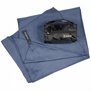 Полотенце TACTICAL MICROFIBER TOWEL, размер L (76,2x127 см) | цвет NAVY | (44041)