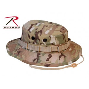 Панама BOONIE - Multicam size XL, (7 3/4) (ROTHCO, USA)