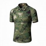 Футболка A-Tacs FG Summer Quick-Dry Tactical Combat разм.L (TS0007AF)