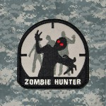 Zombie Hunter Patch - SWAT