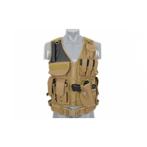 ACM Tactical Vest - Coyote