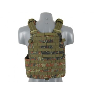 8FIELDS MOLLE type ARMOR VEST - woodland