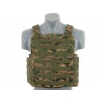 8 FIELDS Navy Seal Lightfighter Plate Carrier Vest - Marpat