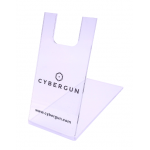 Display stand transparent Cybergun (CYBERGUN)