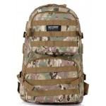 Рюкзак Molle Assault Tactical  48х30х15cm 35L, мультикам (014CP)