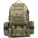 РЮКЗАК 50L Molle Assault Tactical Light Version 55x35x25cm