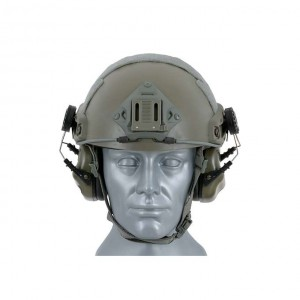 M31H Electronic Hearing Protector For Helmets - FG [EARMOR]