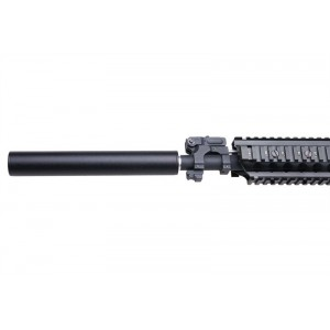 Covert Tactical PRO 30x250mm silencer Front Toward Enemy